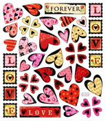 Forever Love Stickers