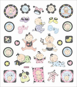Babies Stickers