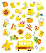 School Day Stickers