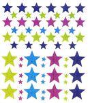 Mini Stars Sparkle Stickers