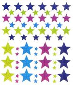 Mini Stars Sparkle Stickers