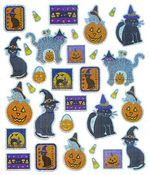 Halloween Mix Sparkle Stickers