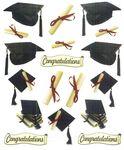Graduation Stickers