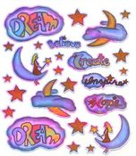 Inspiration Opalescent Stickers