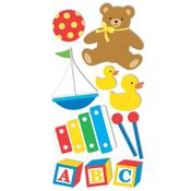 Baby Toys Stickers - Sandylion