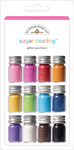 Sugar Coating Glitter Assortment by Doodlebug