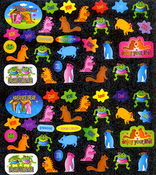 What a Wonderful Time Stickers