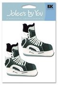 Ice Hockey Skates 3D  3-D Embellishments - Jolee's By You