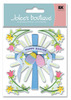 Happy Easter 3D  Stickers - Jolee's Boutique