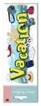 Vacation 3D Title  Stickers - Jolee's Boutique