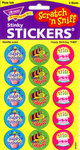 Happy Birthday Scratch n Sniff Stickers