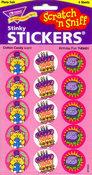 Birthday Fun Scratch n Sniff Stickers