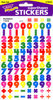 Numbers Stickers by Trend