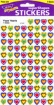 Paper Hearts Stickers by Trend