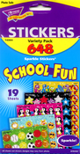 School Fun Pack Stickers by Trend