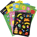Good Times Pack Scratch n Sniff Stickers
