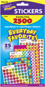 Everyday Favorites Pack Stickers by Trend