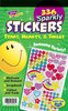 Stars, Hearts & Smiles Sticker Pad Stickers by Trend