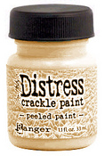 Scattered Straw Distress Crackle Paint - Tim Holtz