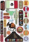 Mexico Stickers by Karen Foster