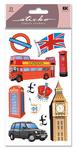 London Sticko Stickers