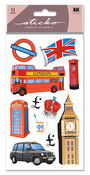 London Sticko Stickers