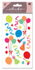 Party Foil Sticko Stickers