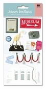 Museum 3D  Stickers - Jolee's Boutique