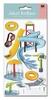 Water Park 3D  Stickers - Jolee's Boutique