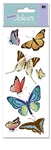Butterflies Stickers - A Touch Of Jolee's