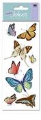 Butterflies Stickers - A Touch Of Jolee's