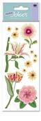 Sun Flowers Stickers - A Touch Of Jolee's