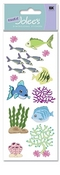 Fish & Coral Stickers - A Touch Of Jolee's