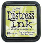 Shabby Shutters Distress Ink Pad - Tim Holtz