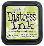 Shabby Shutters Distress Ink Pad - Tim Holtz