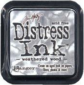 Weathered Wood Distress Ink Pad - Tim Holtz