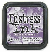 Dusty Concord Distress Ink Pad - Tim Holtz