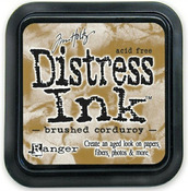 Brushed Corduroy Distress Ink Pad - Tim Holtz
