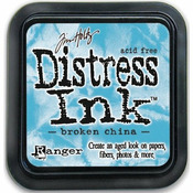 Broken China Distress Ink Pad - Tim Holtz