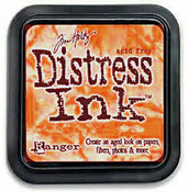 Spiced Marmalade Distress Ink Pad - Tim Holtz