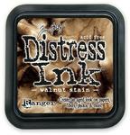 Walnut Stain Distress Ink Pad - Tim Holtz