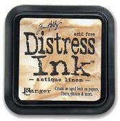 Antique Linen Distress Ink Pad - Tim Holtz