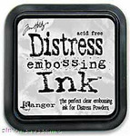 Distress Embossing Ink Pad - Tim Holtz