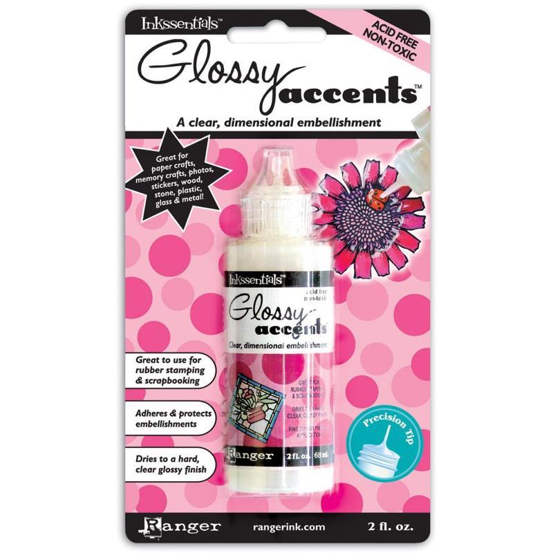 Inkssentials Glossy Accents - Ranger - Inkssentials