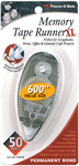 Memory Tape Runner XL Permanent, 50' - Thermo O Web