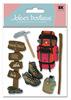 Hiking Trip 3D  Stickers - Jolee's Boutique