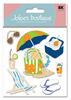 Summer Gear 3D  Stickers - Jolee's Boutique