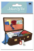 Luggage 3D Stickers - Jolee's By You