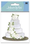 Wedding Cake Sticker - Jolee's By You