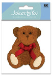 Teddy Bear 3D Stickers - Jolee's By You